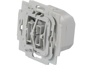 Series switch flush mount, BJ