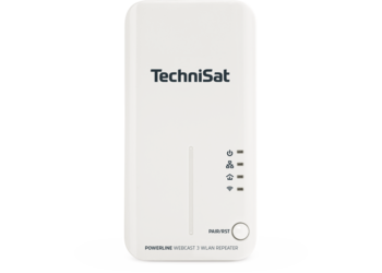 POWERLINE WEBCAST 3 WLAN REPEATER