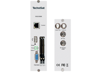 DVB-T2/PAL TM TWIN CI