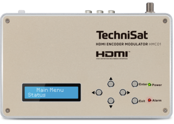 HDMI™ ENCODER MODULATOR