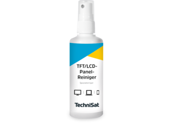 LCD panel cleaner