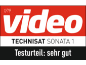 esturteil: sehr gut VIDEO 1/2019