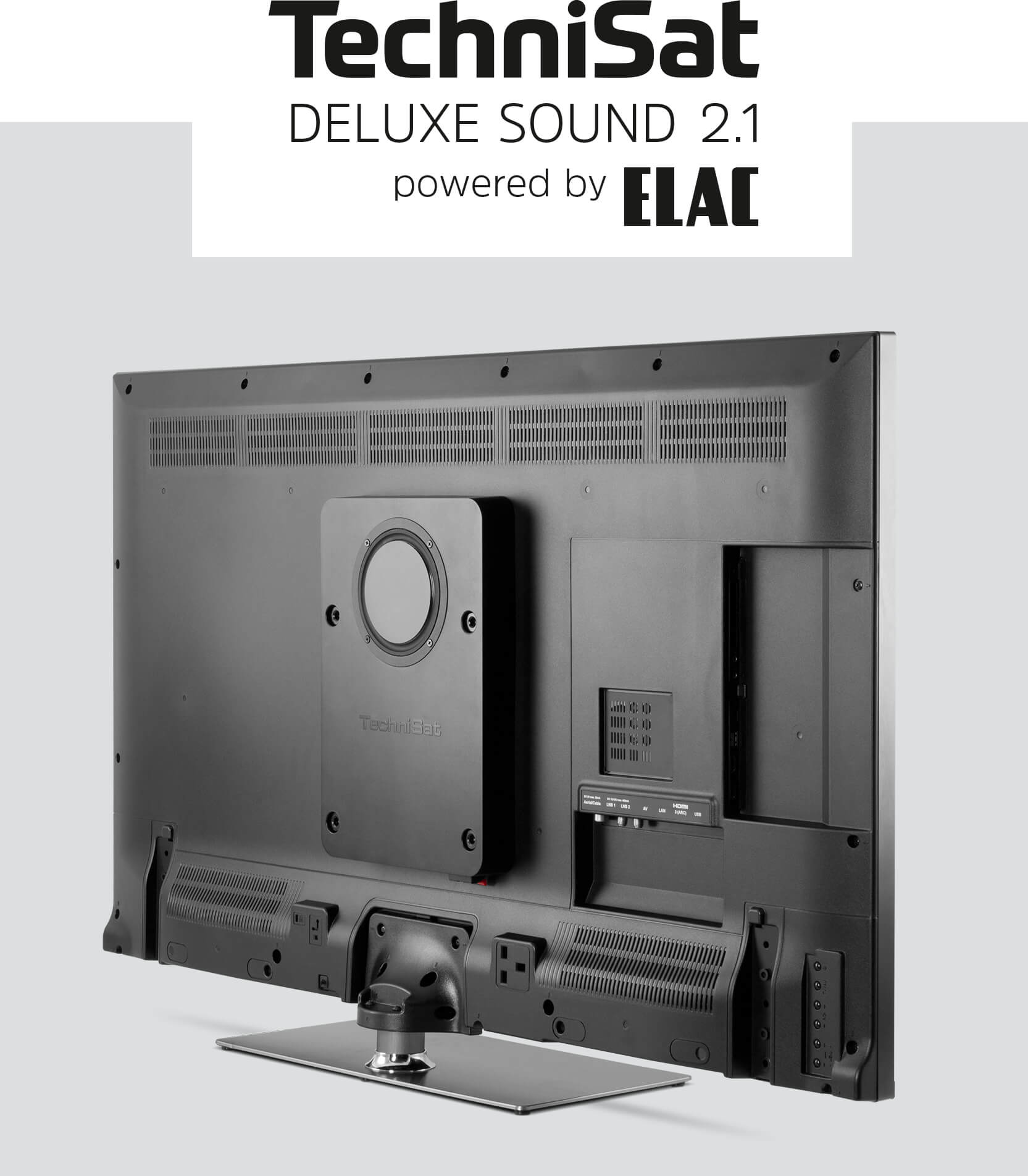 TechniSat DELUXE SOUND 2.1