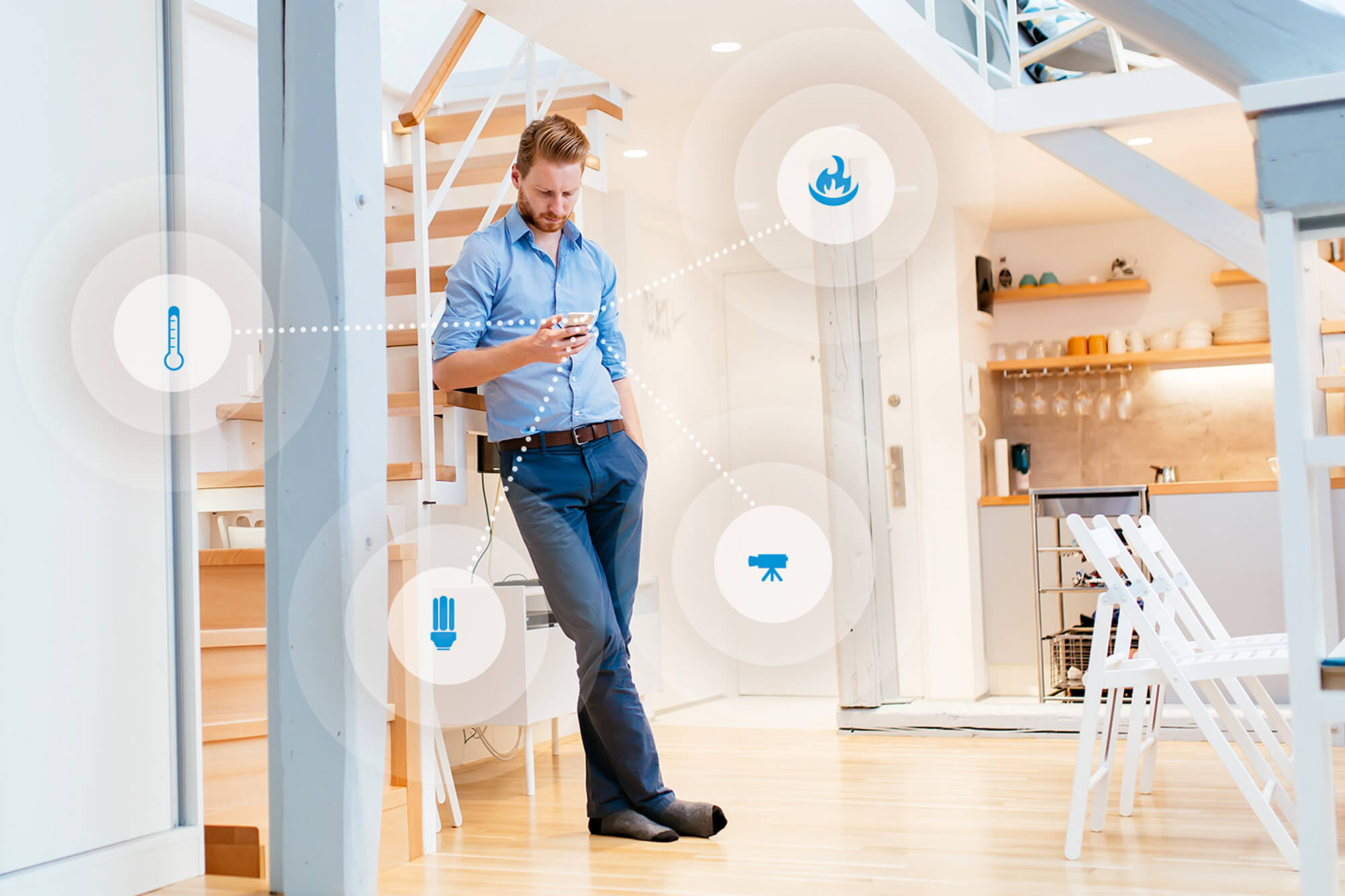 Was ist TechniSat Smart Home?