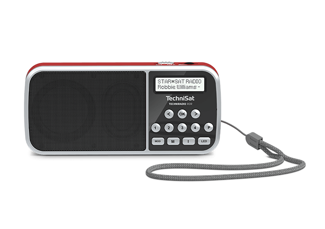 DAB+ Radio Made in Germany