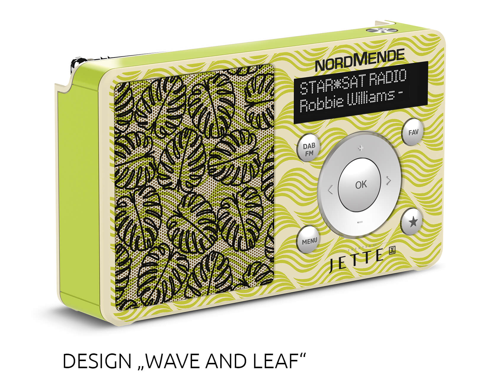 Design Wave and Leaf