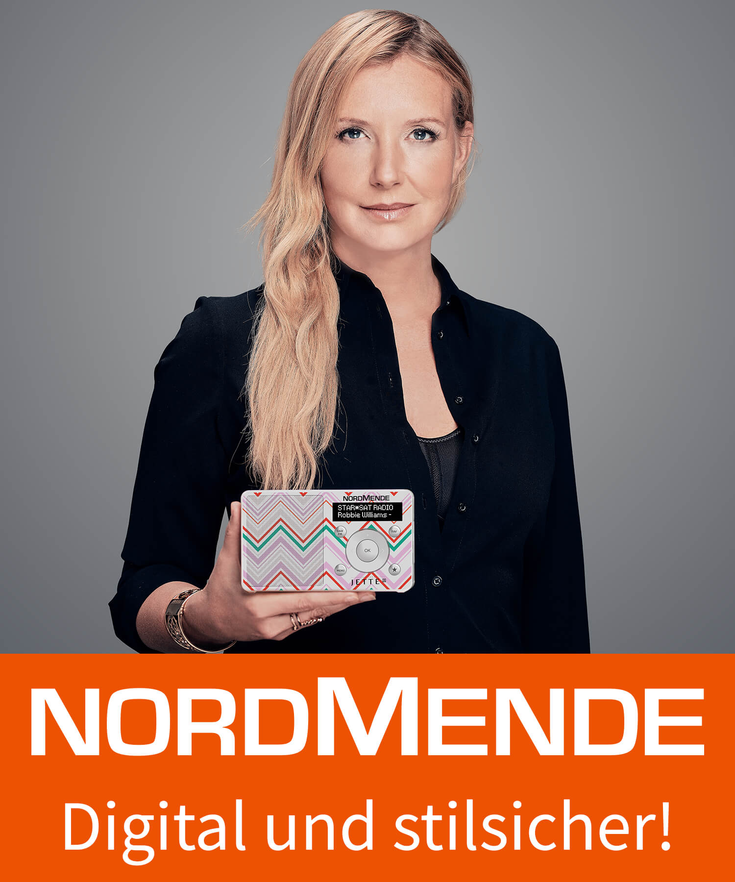 NORDMENDE Digital und stilsicher! by Jette Joop