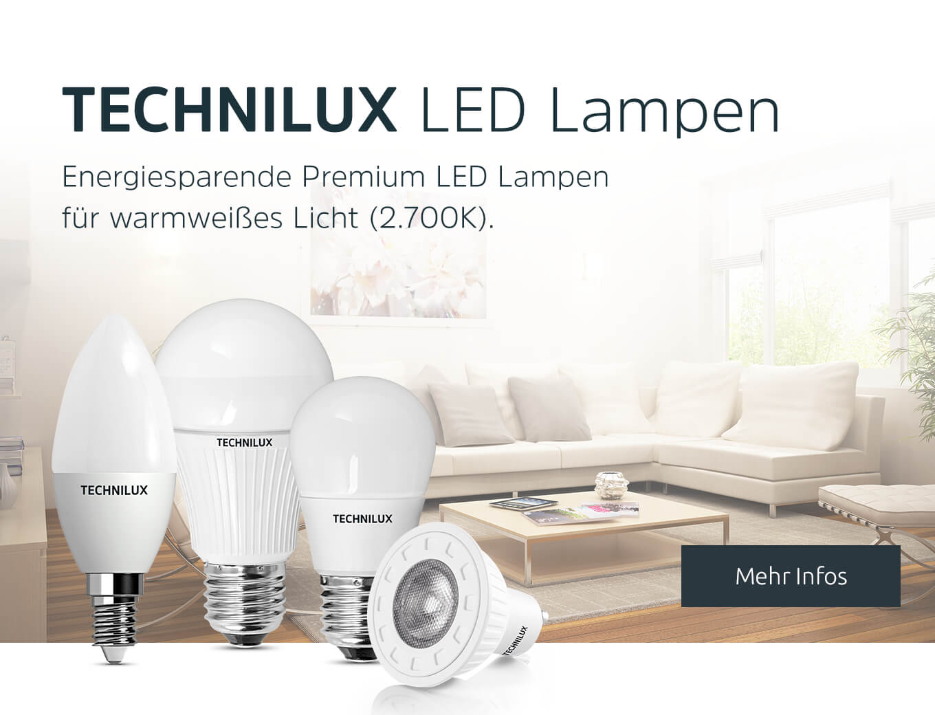 TECHNILUX LED Leuchtmittel