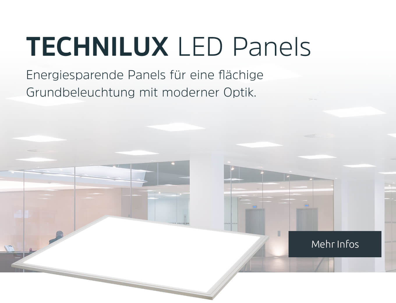 TECHNILUX LED-Panels