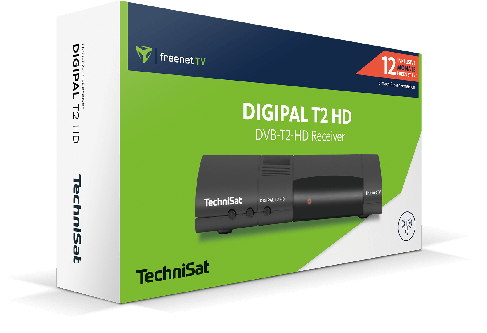 DIGIPAL T2 freenet TV Edition
