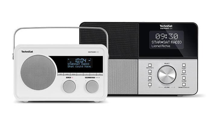 Digitalradios von TechniSat: Ein Radio, das sich sehen ...